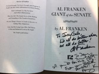 Al & Amy Signature