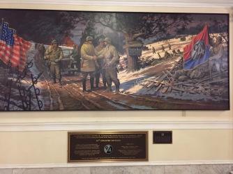 Patton mural